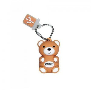 Pamięc USB 2.0 - 2GB EMTEC Teddy
