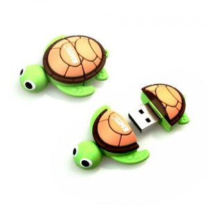 Pamięc USB 2.0 - 2GB EMTEC Sea Turtle