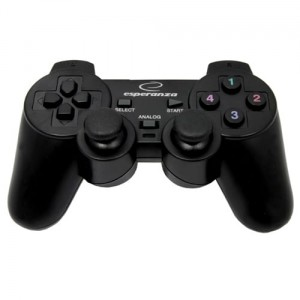 Joypad DELTA2 AG-14PU Vibration USB 2.0/PS2